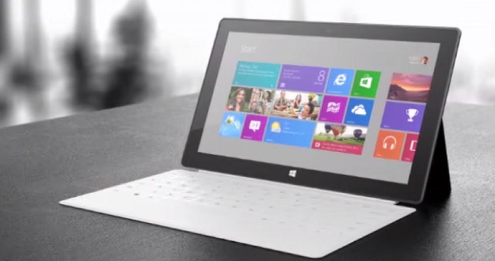 Rumeur: la Surface 4 aurait un cadre très fin ?