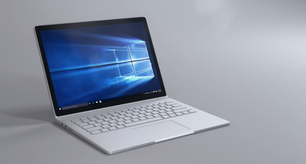 Microsoft: le Surface Book enfin disponible en France!