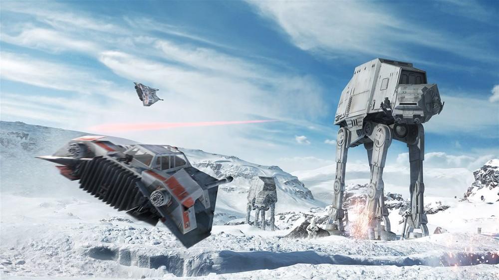 Star Wars: Battlefront, la Bêta publique est prolongée jusqu'à demain sur Xbox One & PC