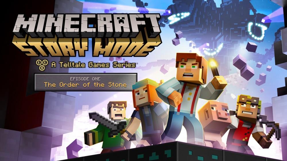 Minecraft: Story Mode – Episode 1 est disponible pour Xbox One