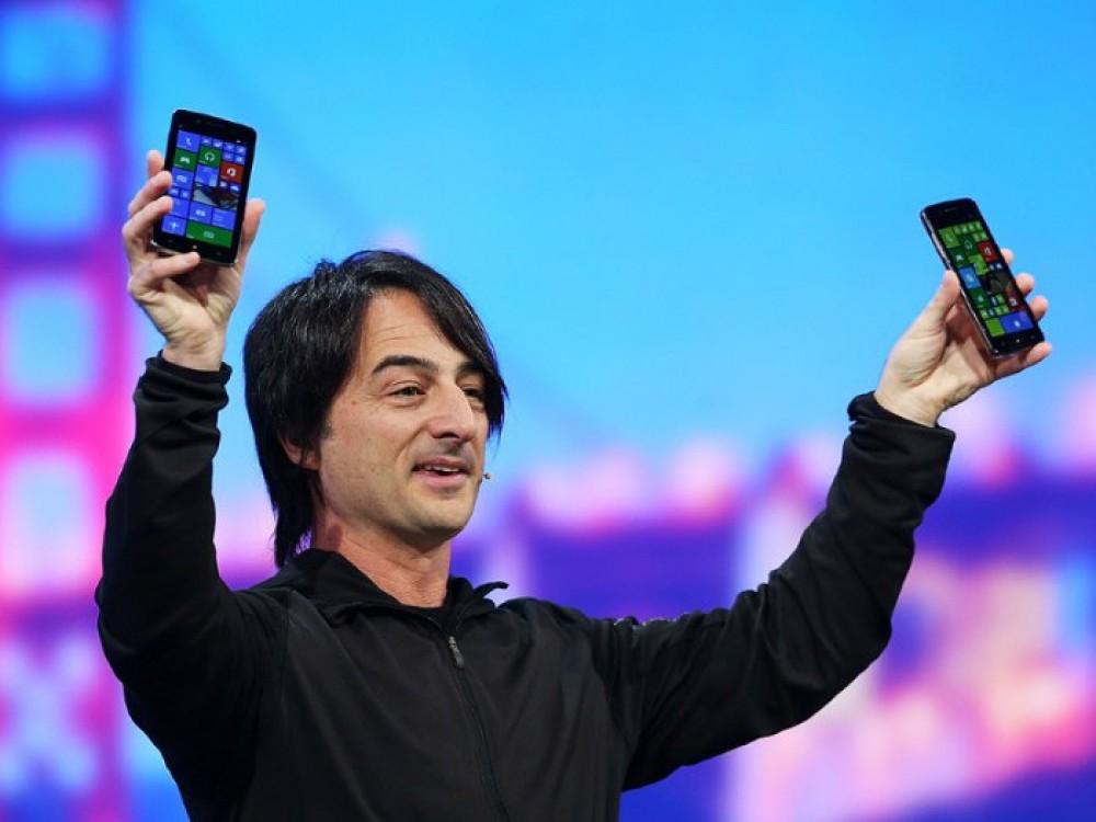 Joe Belfiore prend une année sabbatique, fier d'avoir travaillé ces 25 dernières années pour Microsoft