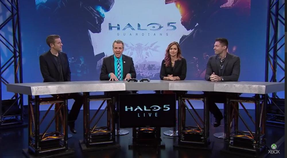 Halo 5 est disponible: revivez la soirée de lancement en vidéo