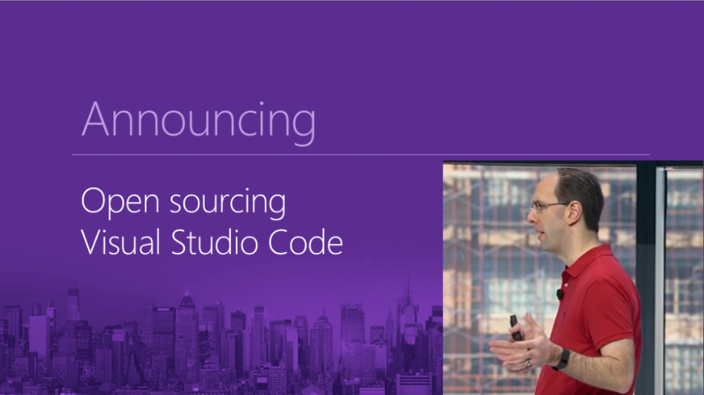 [Màj] Visual Studio Code devient Open-Source!