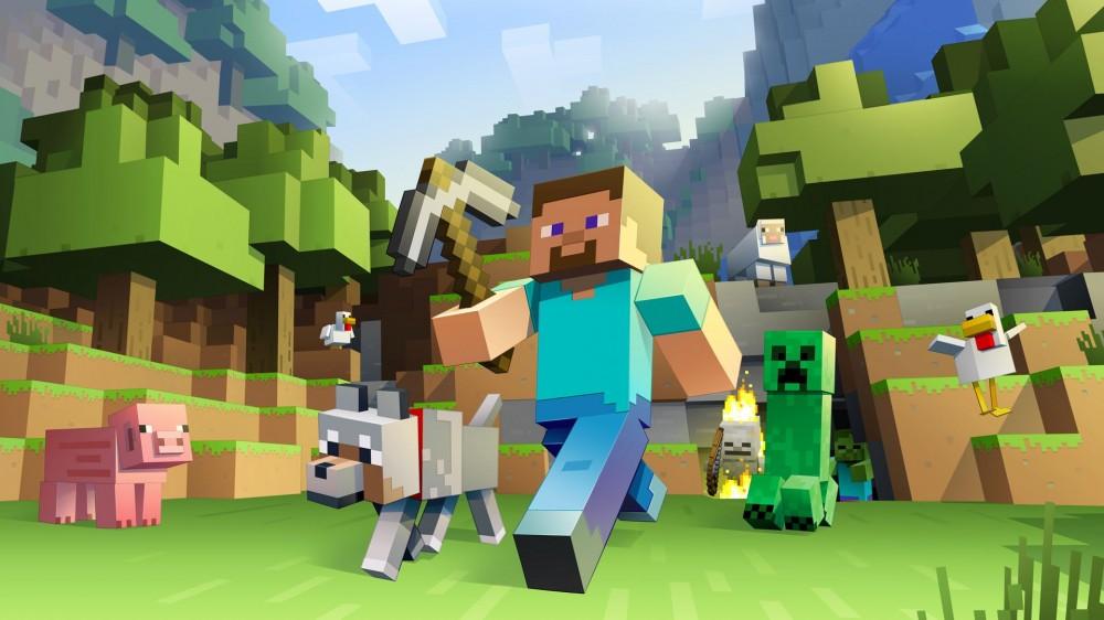 Minecraft: une version Wii U pour le 17 décembre, HoloLens et Oculus Rift pour 2016