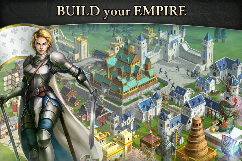 Age of Empires: WorldDomination est disponible… sur iOS & Android