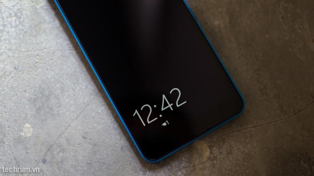 Windows 10 Mobile: Coup d'oeil serait un gros consommateur de batterie