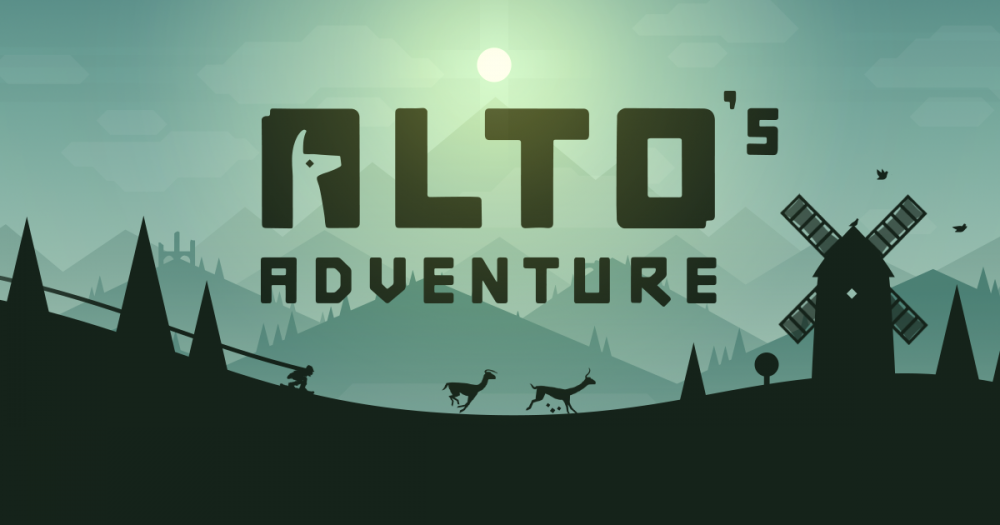Alto's Adventure bientôt sur Windows 10