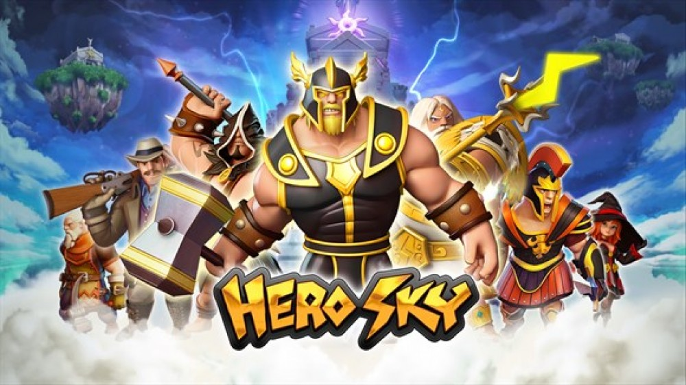 Hero Sky: Guerres de Clan débarque sur Windows 10 en application universelle