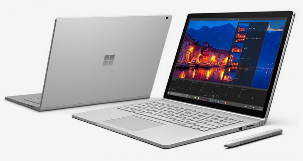 Microsoft: un nouveau Surface Book annoncé fin Octobre ?