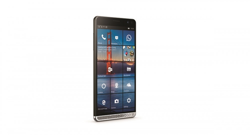 MWC 2016: HP annonce l'impressionnant HP Elite X3 sous Windows 10