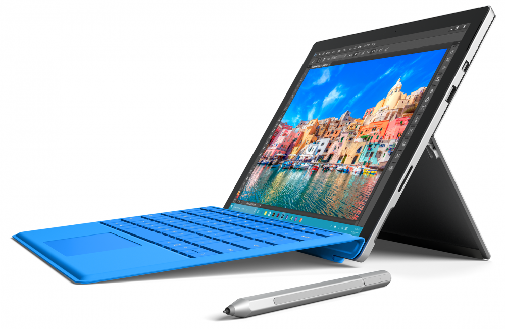 La version 1To de la Surface Pro 4 & du Surface Book disponible en France