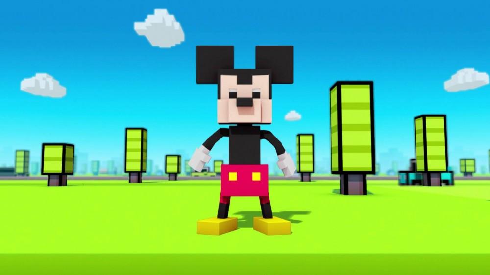 Disney Crossy Road est maintenant disponible pour Windows & Windows Phone