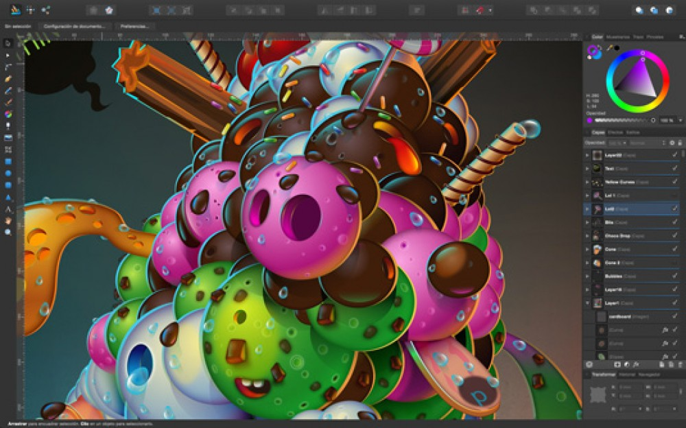Affinity Designer: la Beta pour Windows enfin disponible!