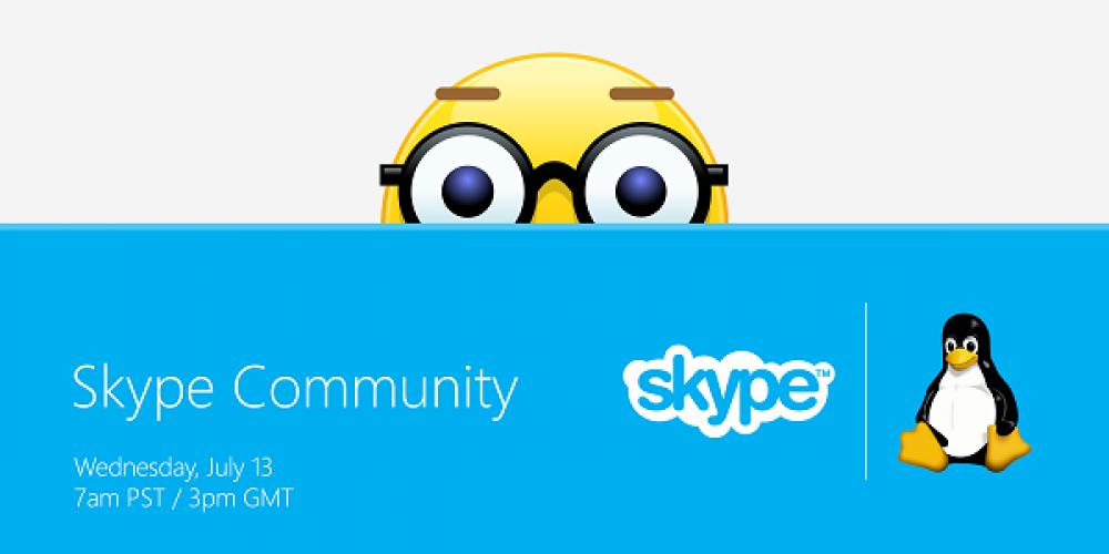 Microsoft met à jour Skype Linux et annonce Skype pour Chromebook & Chrome