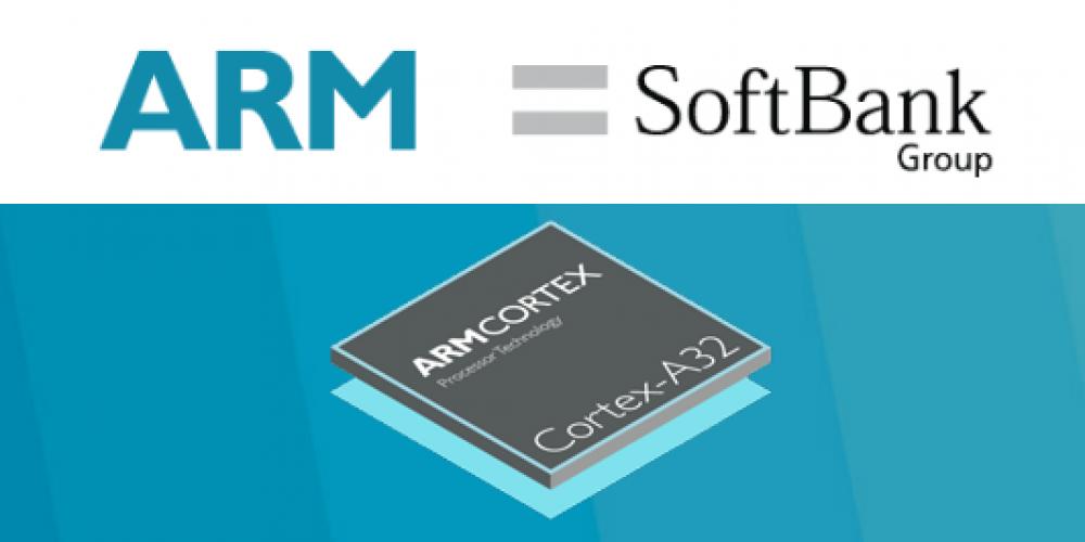 Le Japonais SoftBank pourrait racheter ARM Holdings pour £ 24.3 millards