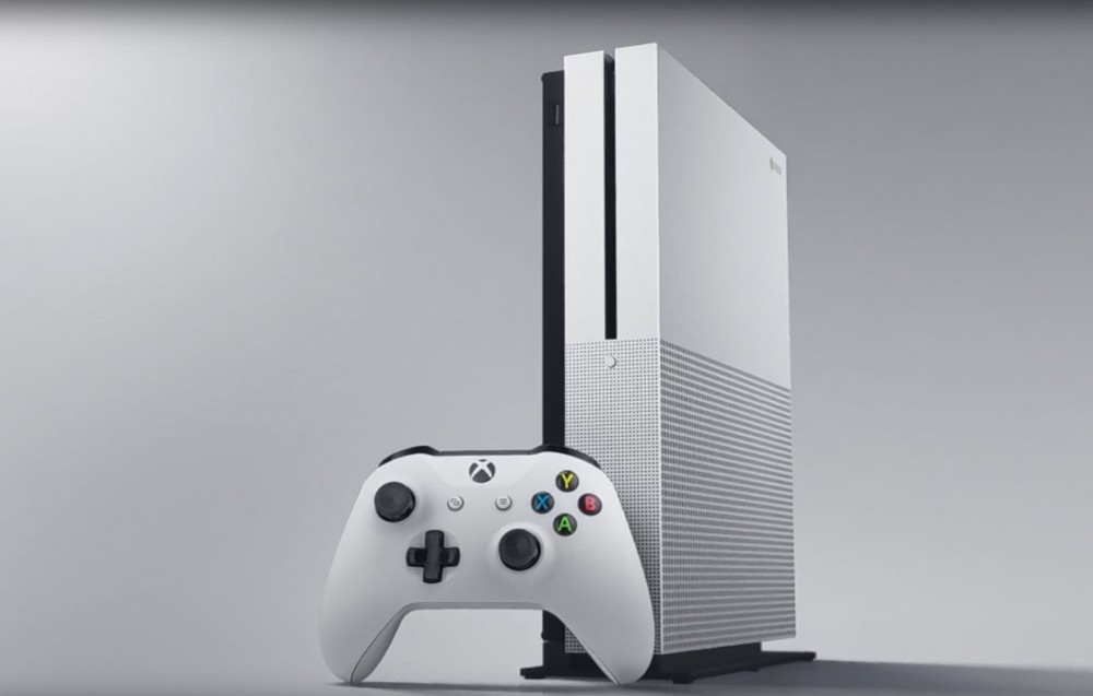 La Xbox One S sera disponible le 2 Août en France