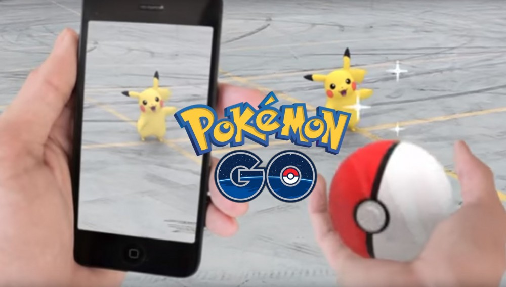 Pokémon Go bientôt sur Windows Phone ?