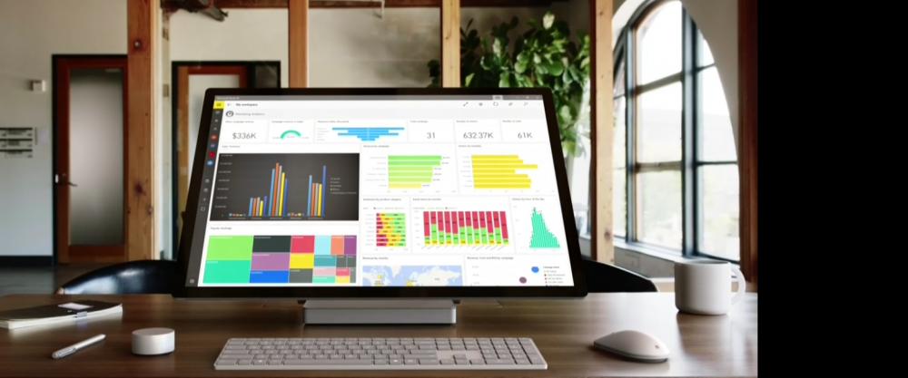 Microsoft annonce la Surface Studio!