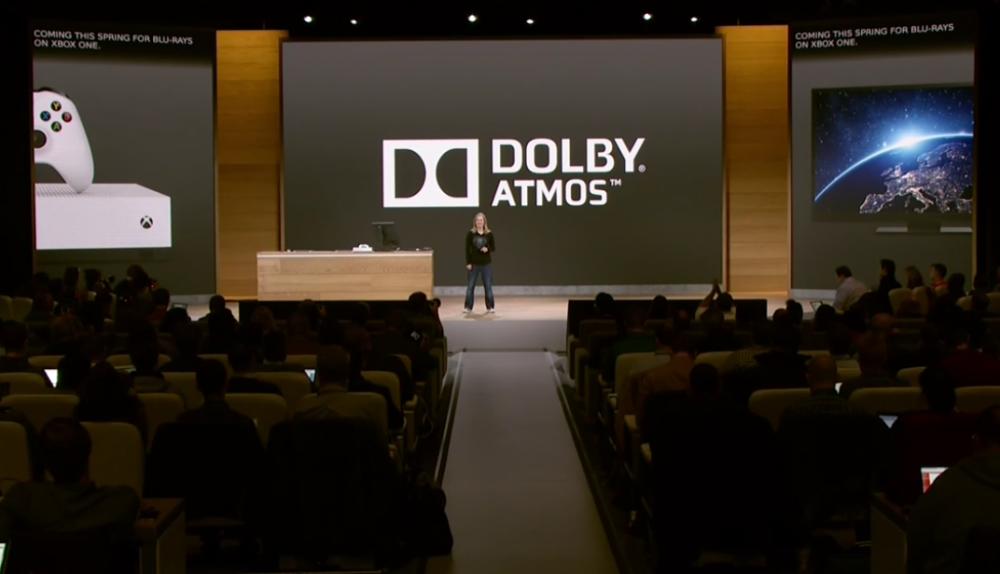 Vous pourrez bientôt profiter du Dolby Atmos sur votre Xbox One