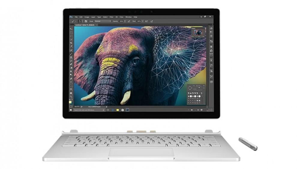Surface Book 2016: pas de mise à jour possible vers la nouvelle base