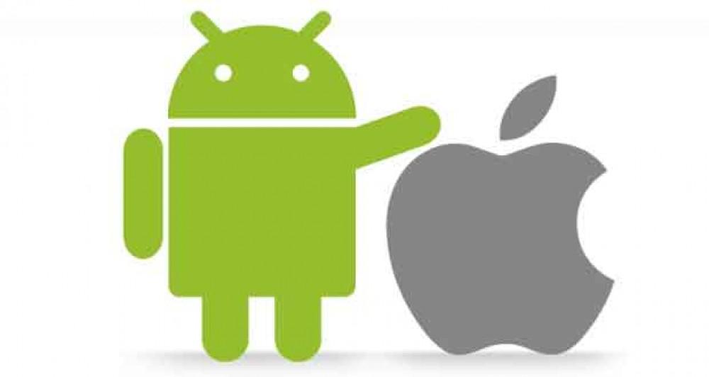 Smartphones: le duopole iOS + Android détient maintenant 99.6% du marché !