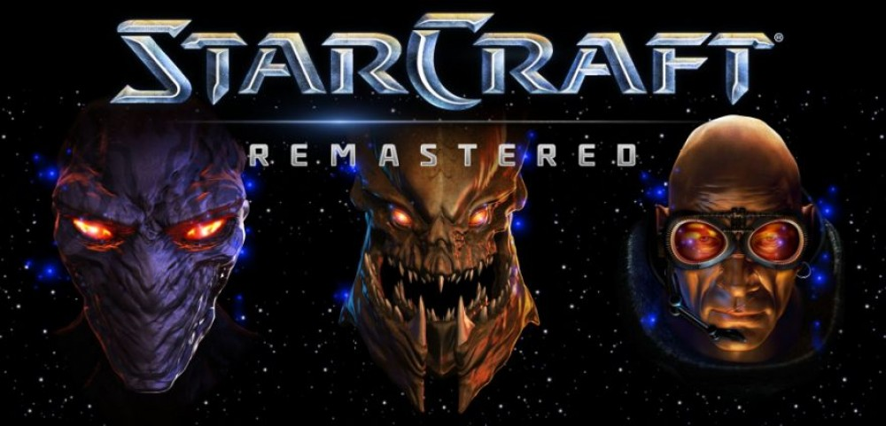 StartCraft Remastered annoncé, la version classique sera gratuite