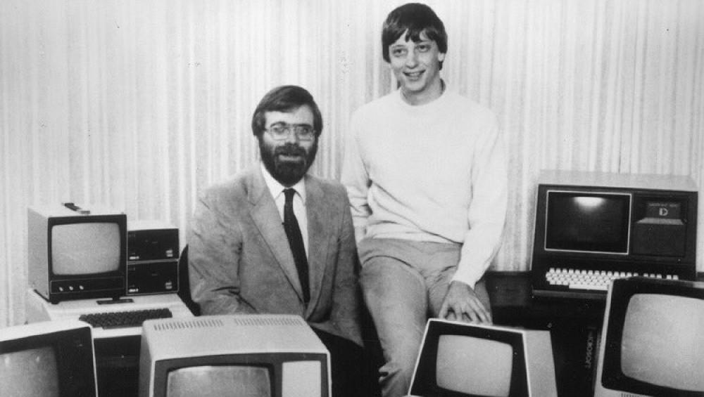 Ca c'est passé un 4 Avril: création de Microsoft, il y a tout juste 42 ans