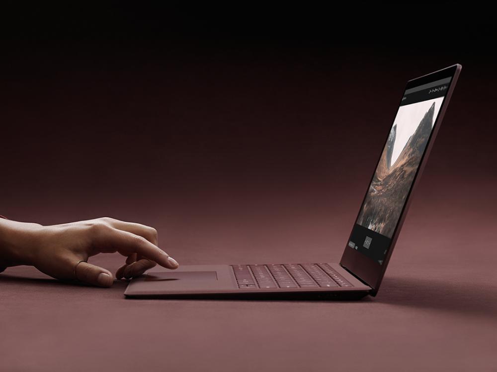 Surface Laptop: toutes les vidéos de présentation
