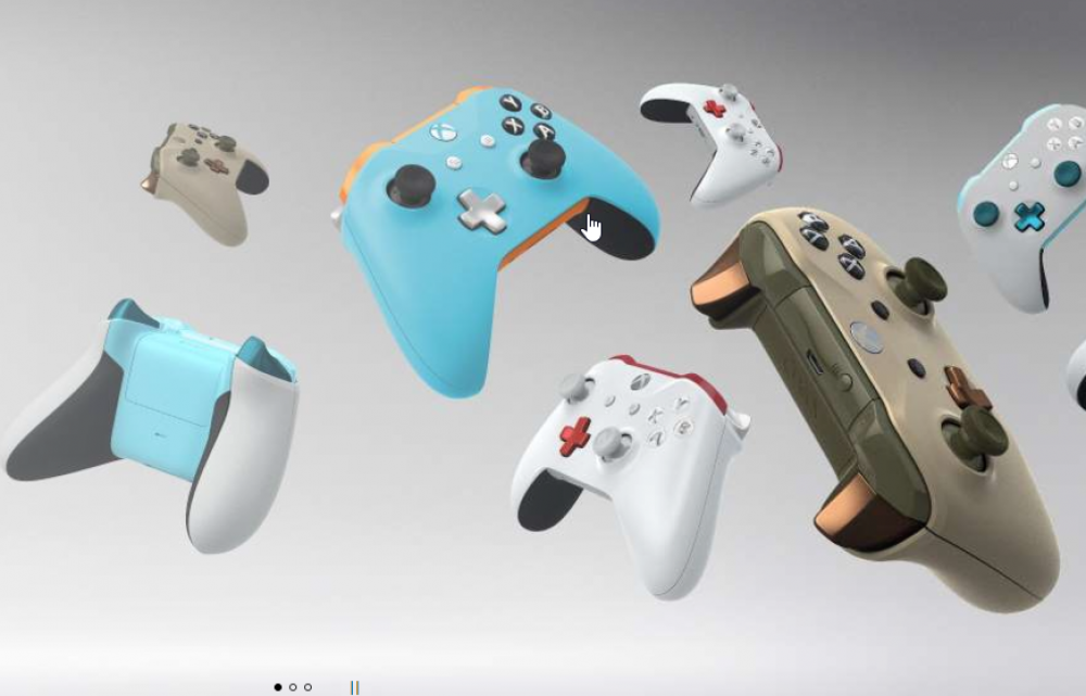 Xbox Design Lab: customisez votre manette Xbox One en quelques clics