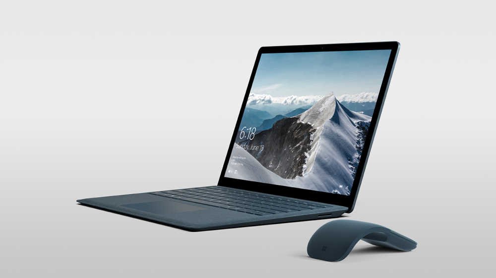 Le Surface Laptop enfin disponible en couleur!