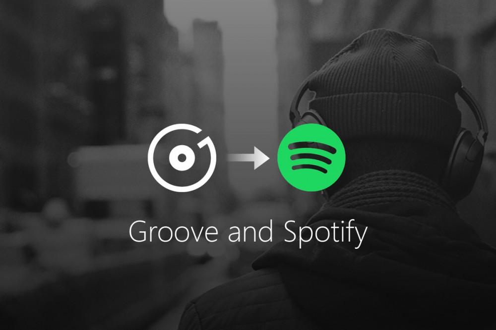 Grove Music Pass: c'est fini, les abonnés redirigés vers Spotify