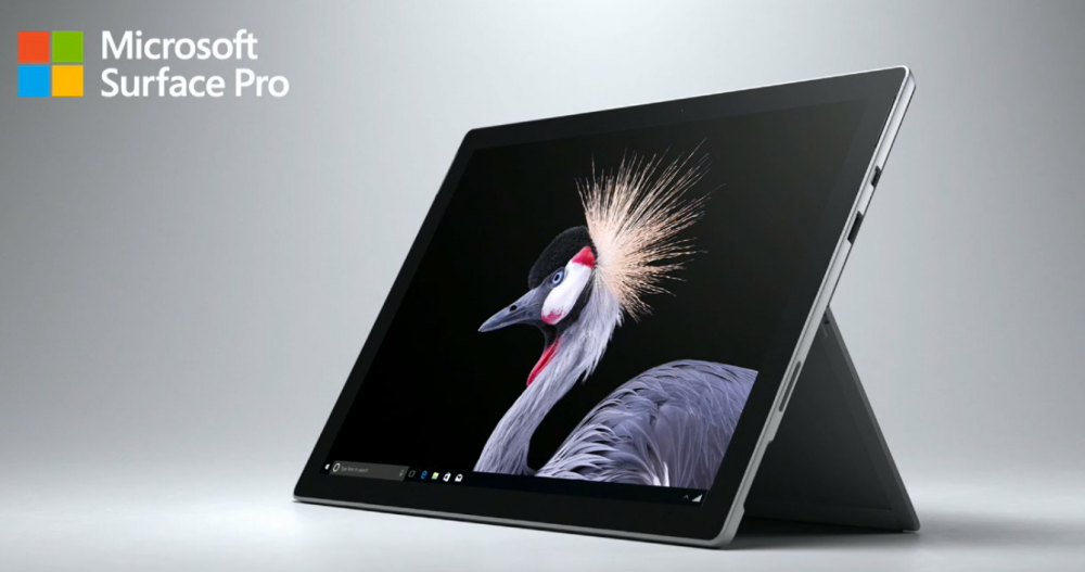 Future Decoded: Microsoft annonce la Surface Pro 4G [màj]