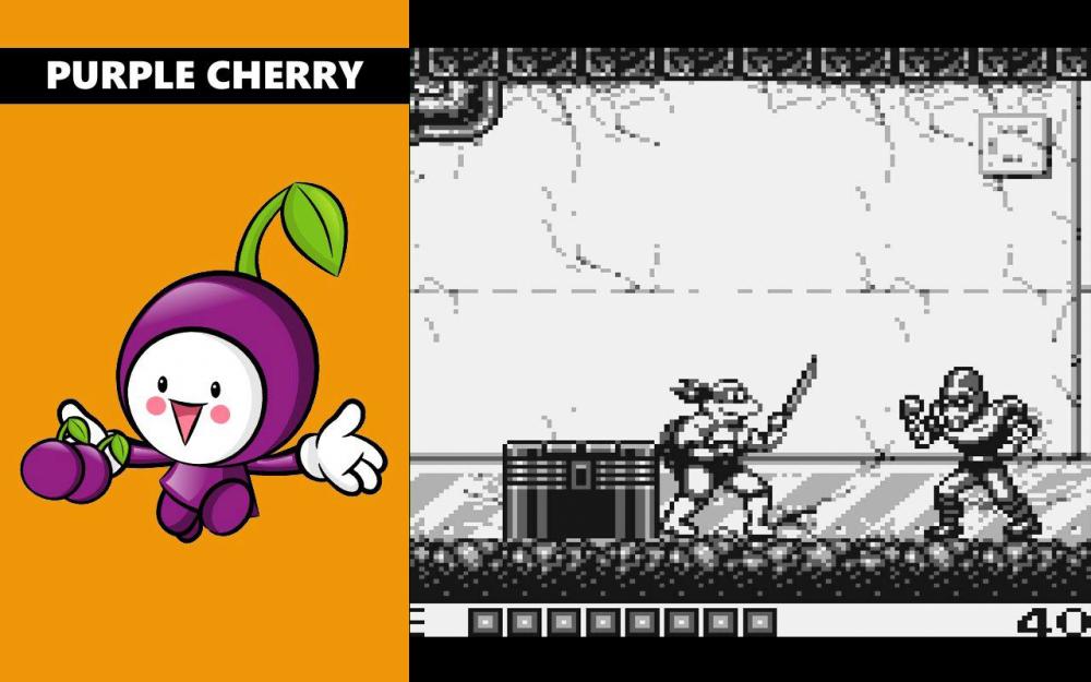 Purple Cherry: un nouvel émulateur !