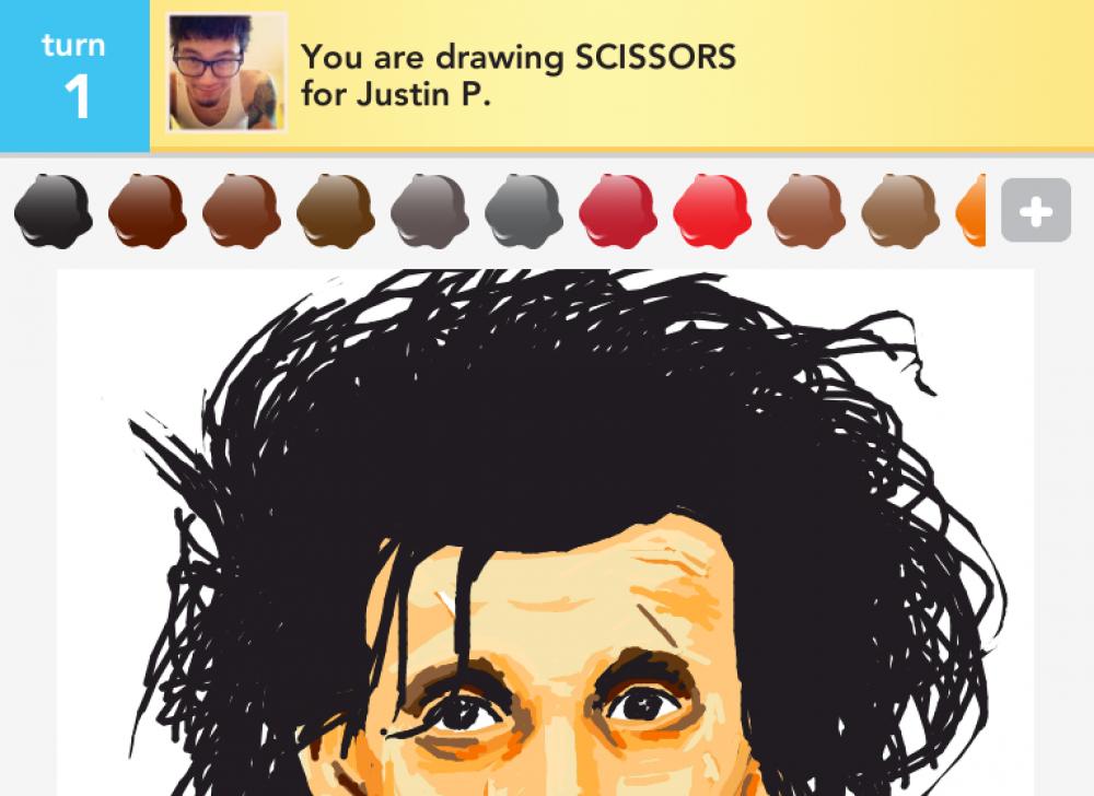 [Màj] Draw Something disponible sur WindowsPhone!