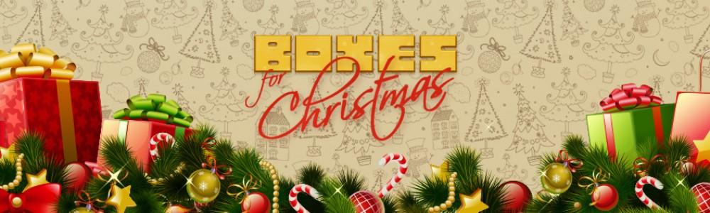 Boxes se met aux couleurs de Noël
