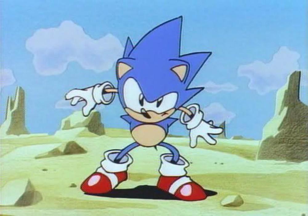 Sonic CD gratuit sur Nokia Lumia!
