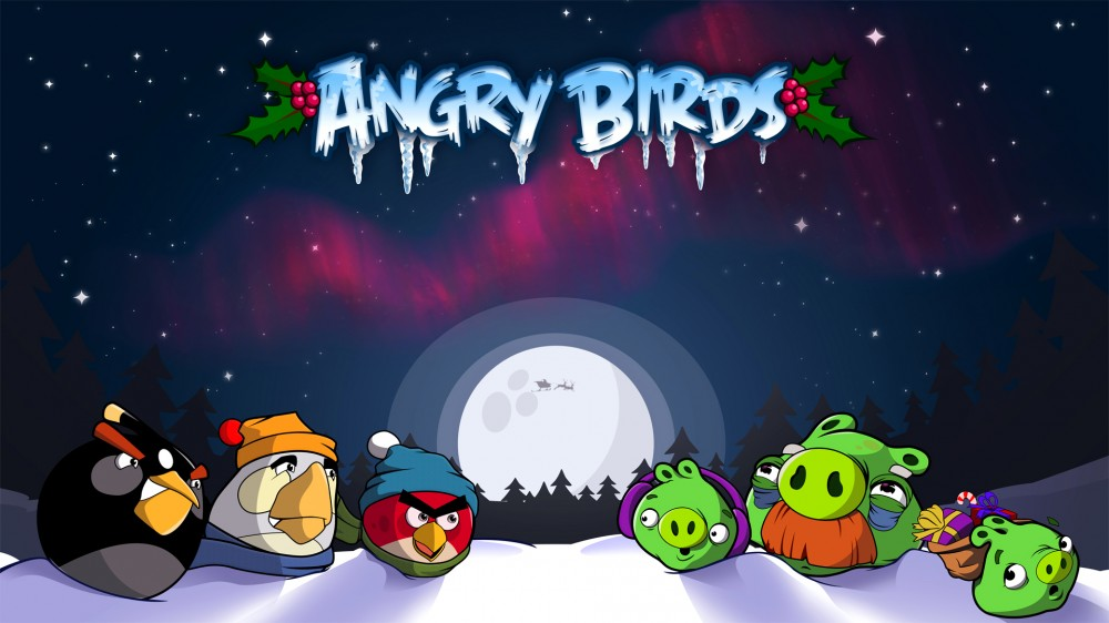 Angry Birds Seasons diponible pour Windows Phone 7.5!