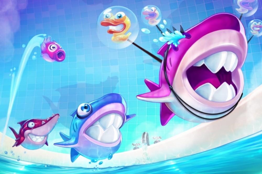 Shark Dash: encore une sortie XBox Live par Gameloft!