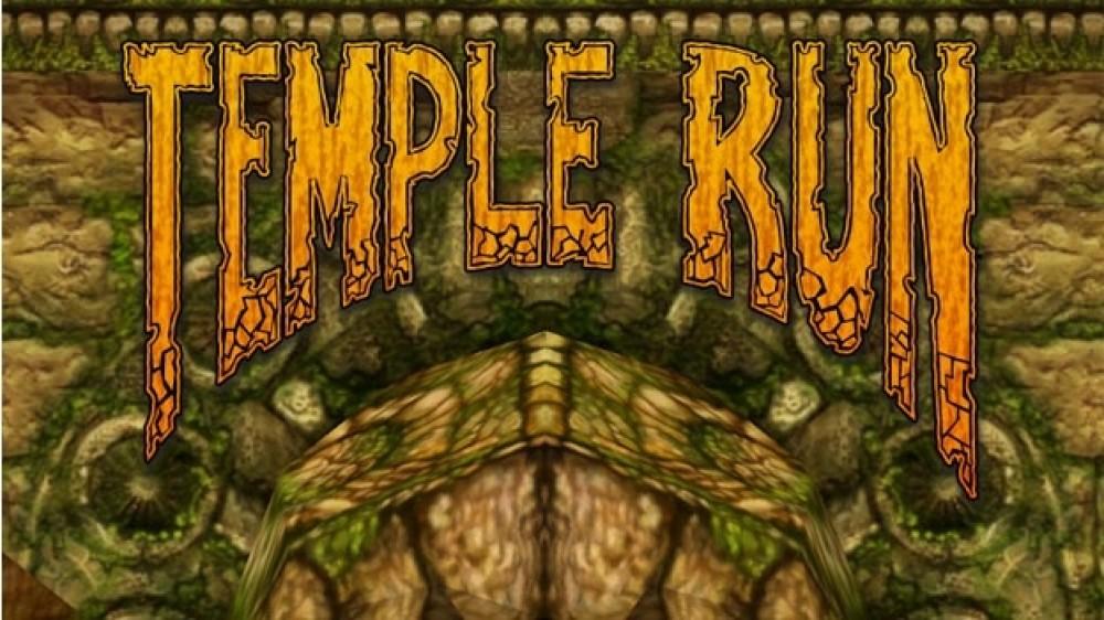 Temple Run enfin sur Windows Phone!
