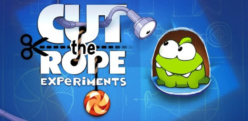 Baisse de prix pour Cut The Rope Experiments!