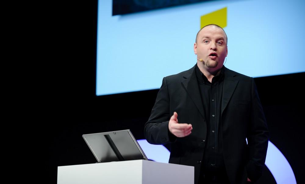 Interview de David Catuhe – Microsoft