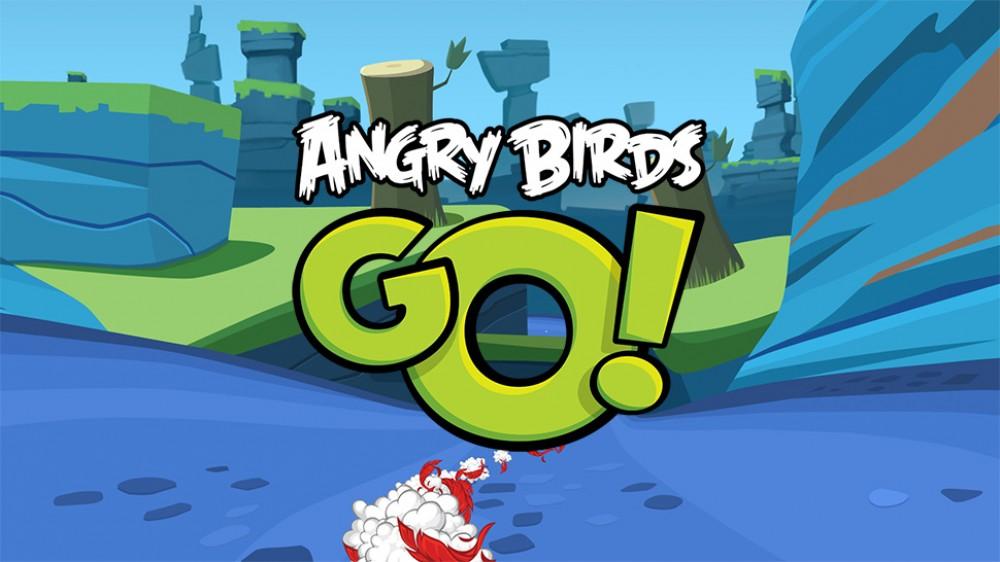 AngryBirds Go! annoncé pour WindowsPhone!