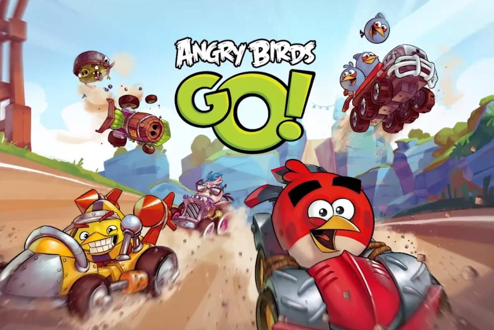Angry Birds Go! maintenant disponible sur Windows Phone!