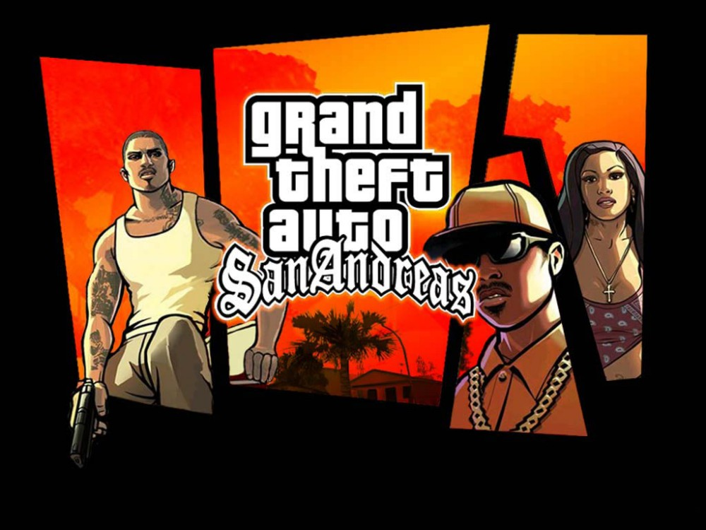 GTA: San Andreas déboule sur Windows Phone 8!
