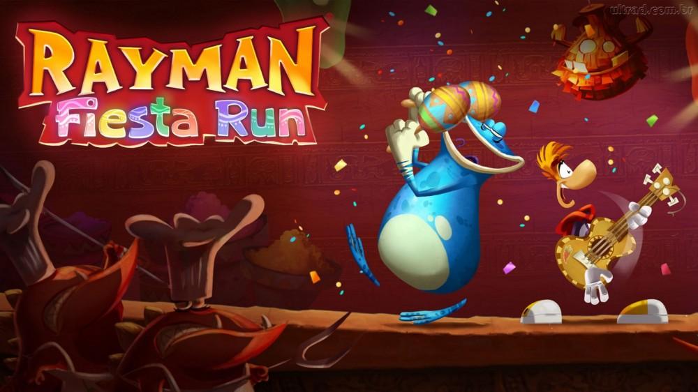 Rayman fait la fête à votre Windows Phone!