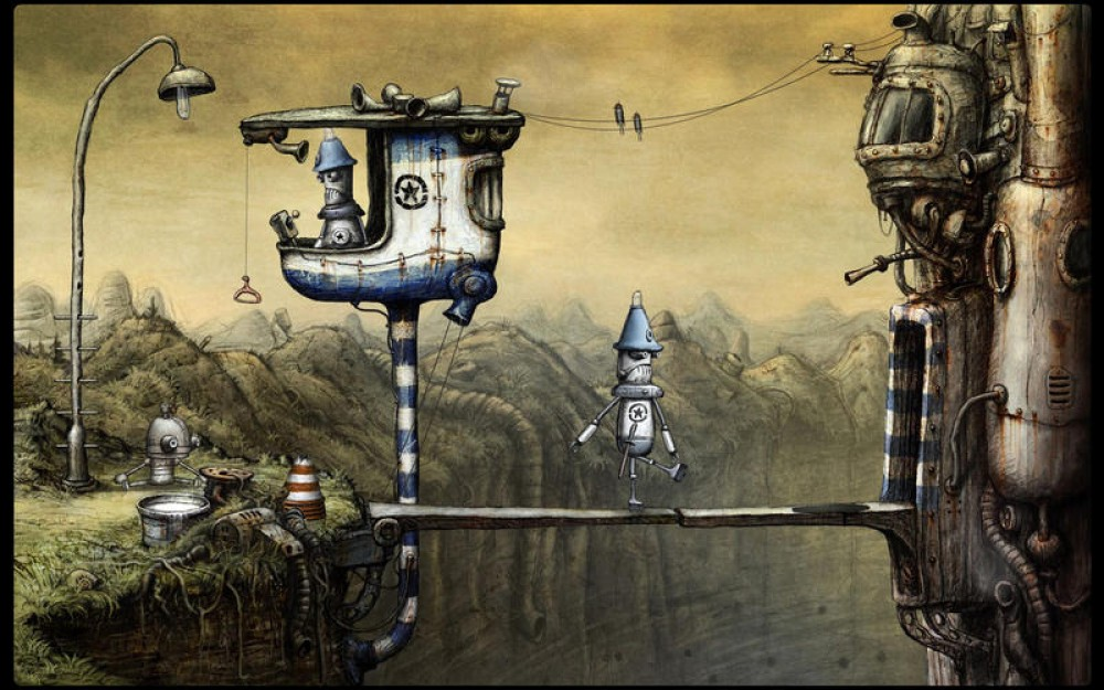 Machinarium disponible sur Windows Phone!
