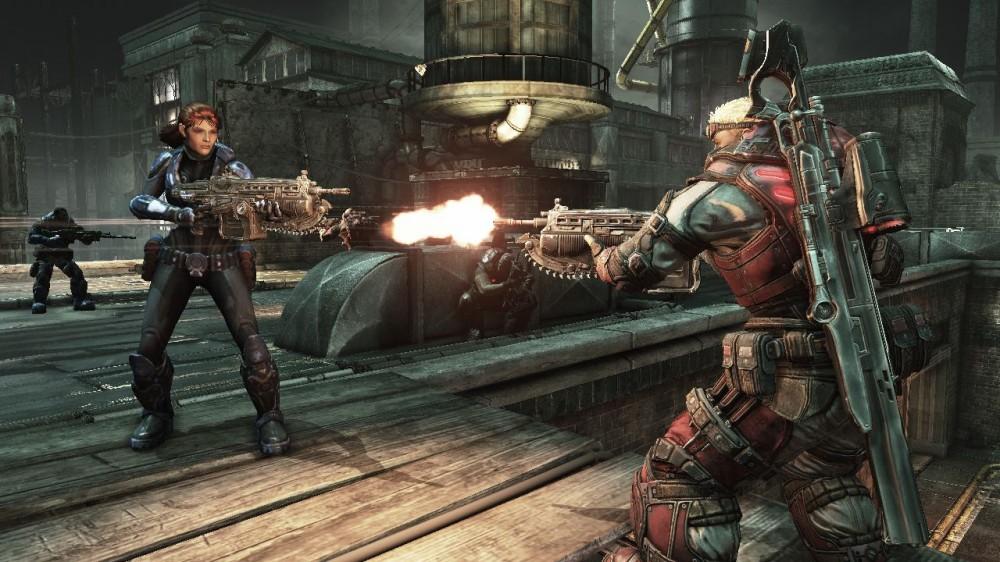 Le studio Microsoft dédié à Gears of War a un nouveau nom: Coalition