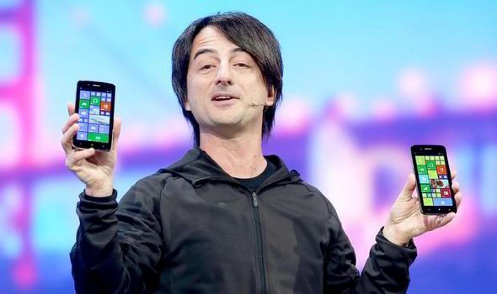Nouvelle version de test 10051 de Windows 10 pour smartphones: les nouveautés