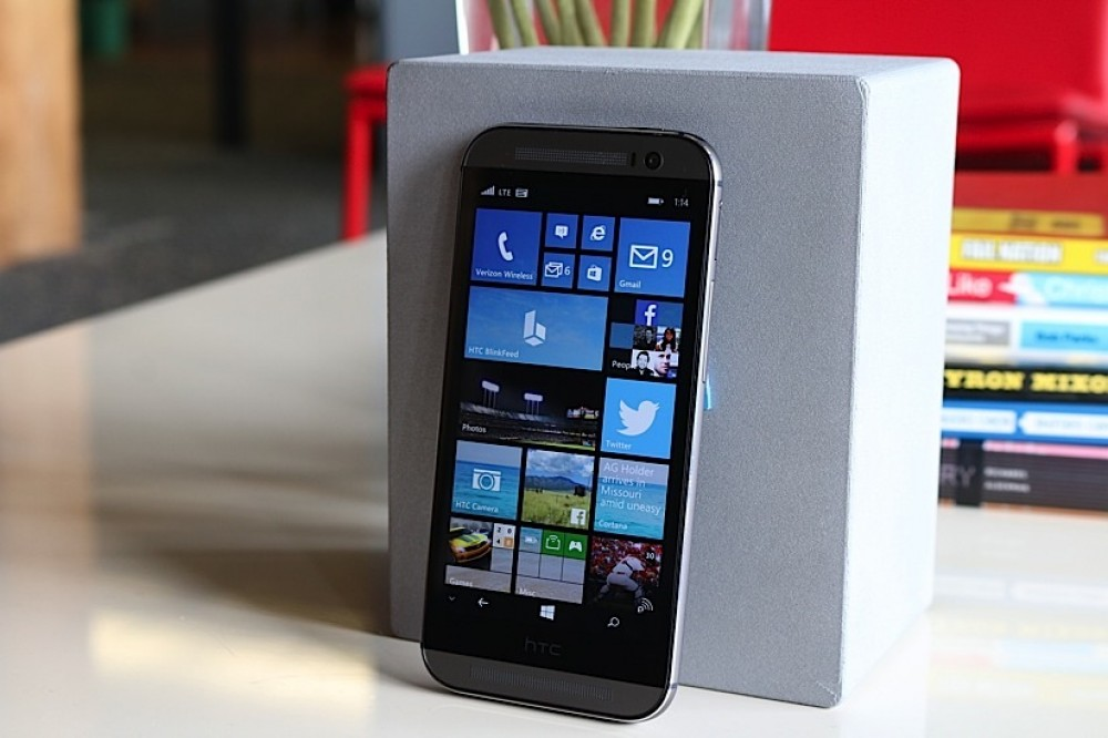 HTC pourrait travailler avec Microsoft sur un smartphone pour Windows 10