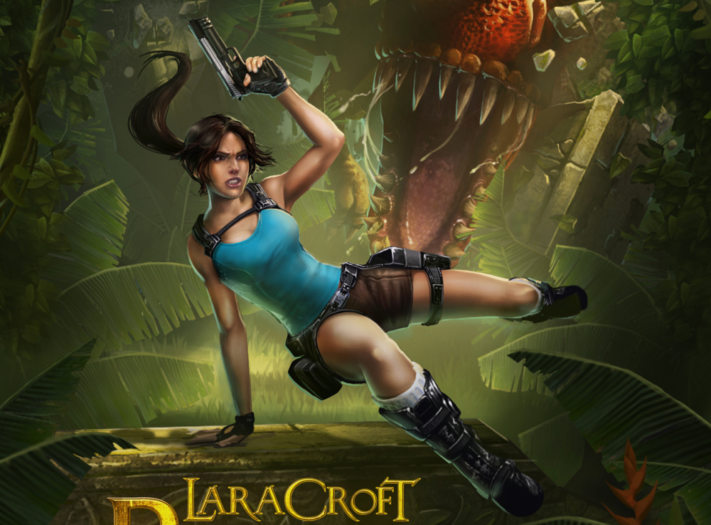 Square Enix annonce Lara Croft Relic Run pour Windows Phone 8
